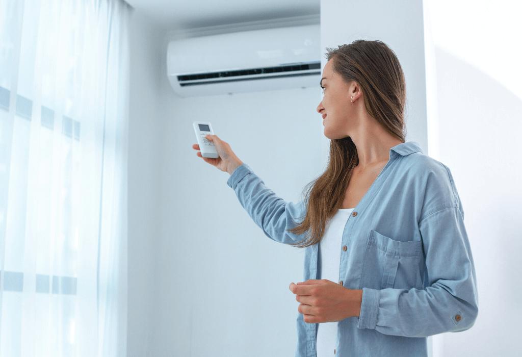 Climatisation réversibleet mode de fonctionnement